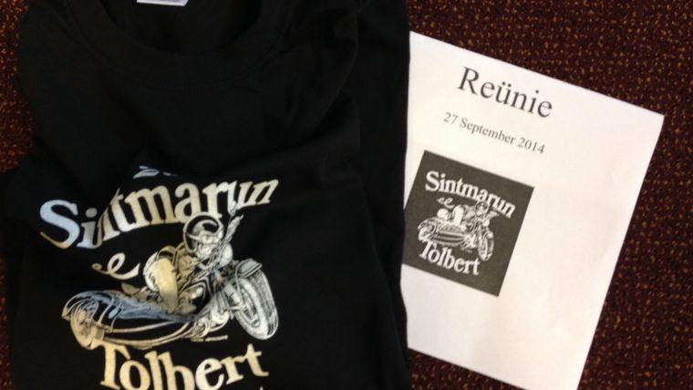 T-shirt bestellen /Reünie