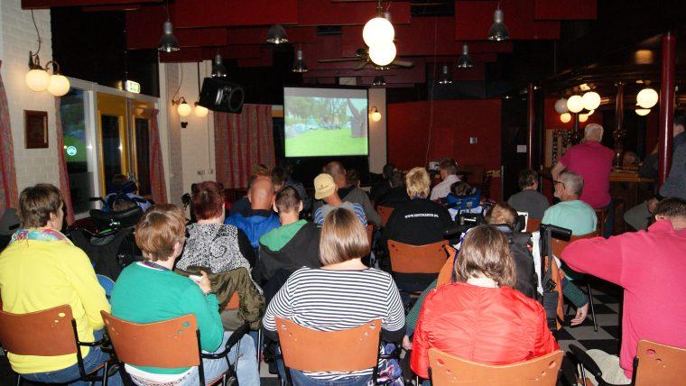 Filmvertoning 25ste editie Sintmarun groot succes!