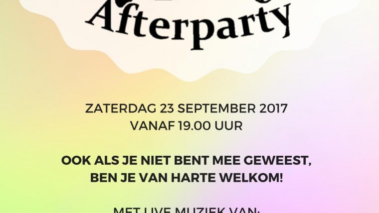 Sintmarun Afterparty